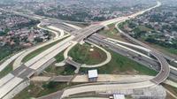 Hingga 23 Februari 2021, secara keseluruhan progres konstruksi Jalan Tol Serpong-Cinere telah mencapai 93,9 persen (dok: Humas)