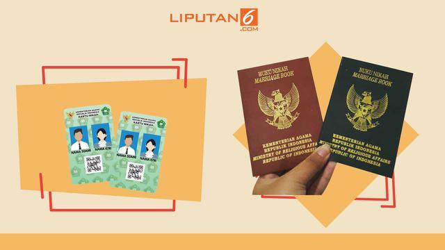 Kementerian Agama Surabaya Sebut Urus Duplikat Buku Nikah
