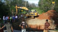 Kementerian PUPR tengah persiapkan upaya rehabilitasi dan rekonstruksi pascabencana banjir di Bengkulu (Foto: Dok Kementerian PUPR)