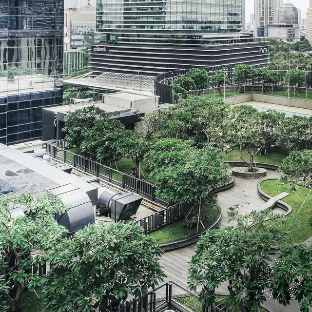 Jakarta Rasa New York, Intip Kemewahan Ashta District 8 SCBD