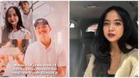 Bukan Nadya Arifta, ini sosok yang dikabarkan dekat dengan Kaesang Pangarep. (Sumber: Instagram/@zenthajvnca)