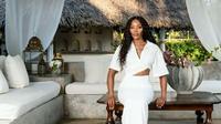 Naomi Campbell memilki rumah peristirahatan yang luas di Kenya (dok.instagram/@naomi/https://www.instagram.com/p/CNpytTrp4Sd/Komarudin)
