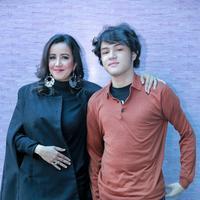 Andi Soraya dan Shawn (Adrian Putra/Bintang.com)