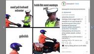 Berbagai hal bisa dijadikan Meme menarik, tidak terkecuali yang berkaitan dengan otomotif (ist)