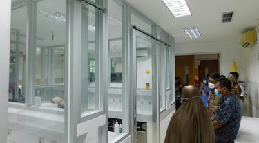 Fasilitas laboratorium Farmalab