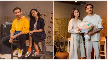 Cover Lagu Bareng, Ini 6 Potret Kebersamaan Asila Maisa dan Reza D'Academy