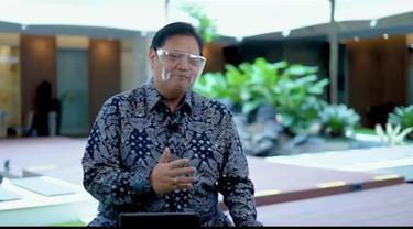 Menteri Koordinasi Bidang Perekonomian Indonesia Airlangga Hartarto menjelaskan rencana vaksinasi Covid-19 di Indonesia. Pemerintah akan melakukan vaksinasi secara bertahap mulai tahun 2021. Simak selengkapnya dalam wawancara berikut.
