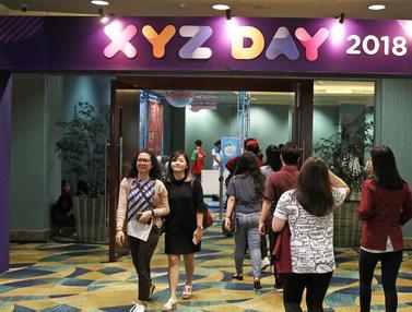 XYZ Day 2018