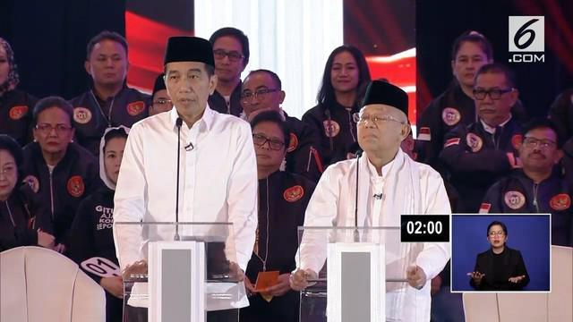 Pada debat capres cawapres, Prabowo sebut hukum berat sebelah. Tapi Jokowi menjawabnya dengan mengacu pada kasus Ratna Sarumpaet.