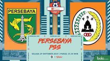 Persebaya Surabaya Vs PSS Sleman