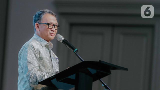 Menteri ESDM Arifin Tasrif Buka Jakarta Energy Forum 2020