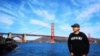 Awan Yulianto memulai debut sebagai travel blogger pada 2006. Sejak salah satu maskapai menawarkan penerbangan murah. Sebagai travelling, Awan mengaku bahwa sembelit selalu menghantuinya. (Foto: Awan Yulianto/ https://travelawan.com / @travelawan )