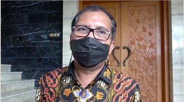 Wali Kota Makassar, Danny Pomanto (Liputan6.com/Fauzan)