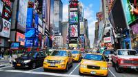 Suasana Time Square Kota New York (iStockphoto)