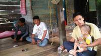 Mahasiswa ITB di Polewali Mandar Putus Kuliah Demi Menghidupi 9 Adiknya. (Liputan6.com/Fauzan)