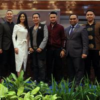 Preskon Miss Grand Indonesia 2018 (Deki Prayoga/bintang.com)
