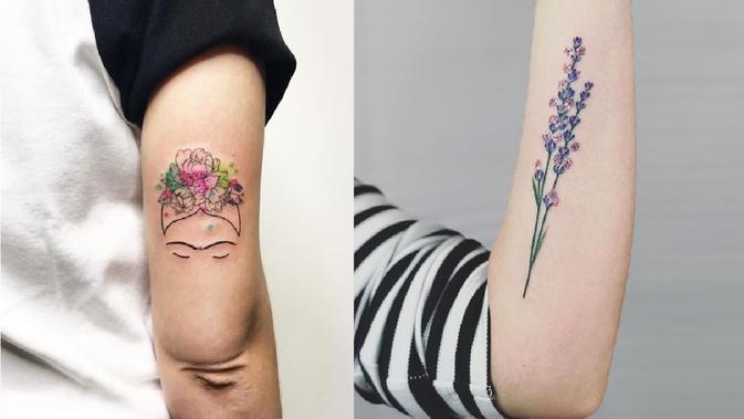 7 Potret Tato Cantik Di Tubuh Wanita Bikin Tak Bosan Melihatnya Citizen6 Liputan6 Com