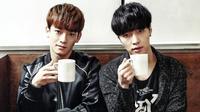 Dua personel EXO yang dikenal dekat, Chen dan Lay akan menjadi saingan berat saat merilis karya solo.
