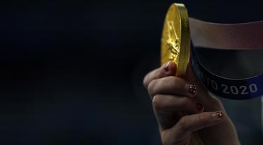 Hiasan Unik Atlet Peserta Olimpiade Tokyo