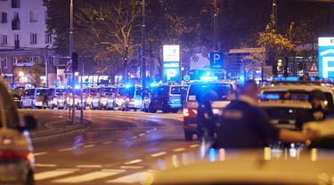 FOTO: 1 Orang Tewas dalam Insiden Penembakan di Wina
