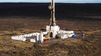 Thor, menggali hingga 5 km di Islandia (foto : inhabitat.com)