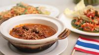 Penggemar masakan Thailand? Ini saatnya Anda datang ke Royal Thai Week di Satoo, Shangri-La Hotel Jakarta.