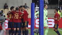 Spanyol Lumat Jerman, Melaju ke Semifinal UEFA Nations League (AP)