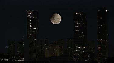 [Bintang] Gerhana Bulan Total Terjadi pada 28 Juli 2018