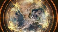 Ilustrasi Bumi sebagai kompas. (Sumber Pixabay)