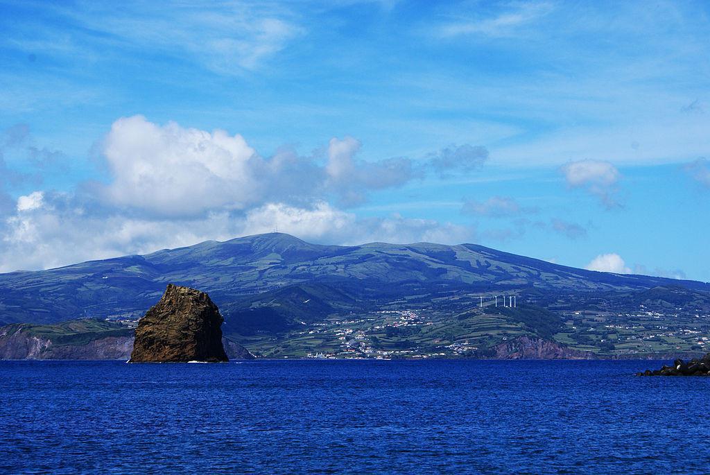Pulau Faial (Wikipedia/Public Domain/José Luís Ávila Silveira/Pedro Noronha e Costa)