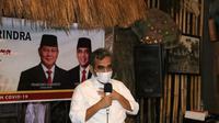 Ketua Fraksi Gerindra DPR RI Ahmad Muzani. (Ist)
