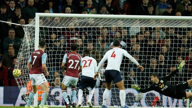Proses gol penentu kemenangan Liverpool atas Aston Villa oleh Sadio Mane