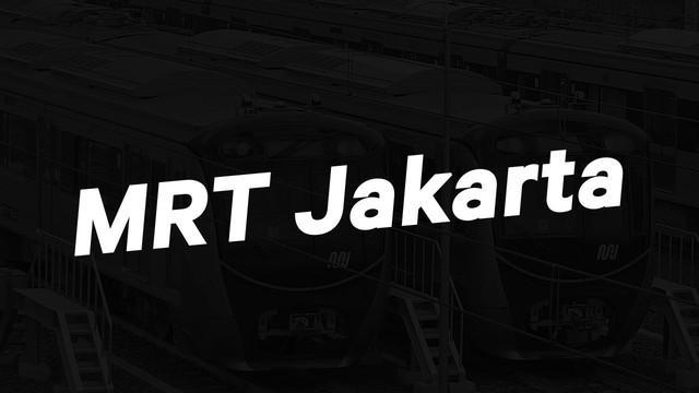 Jakarta akan segera memiliki transportasi massal baru yakni MRT.