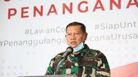 Panglima Komando Gabungan Wilayah Pertahanan (Kogabwilhan) I Laksamana Madya TNI Yudo Margono. (foto: dokumentasi BNPB)
