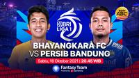 Big Match BRI Liga 1 : Bhayangkara FC Vs Persib Bandung