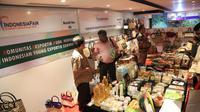 Produk Indonesia yang dipamerkan dalam Indonesia Fair 2018 di Dhaka, Bangladesh (sumber: KBRI Dhaka)