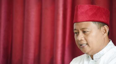 Wakil Gubernur Jabar Uu Ruzhanul Ulum
