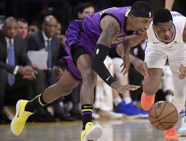 LA Lakers Vs Los Angeles Clippers