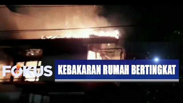 Tidak ada korban jiwa dalam insiden tersebut dan api baru dapat dipadamkan dua jam kemudian.