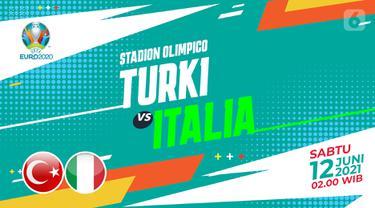 Prediksi Turki vs Italia