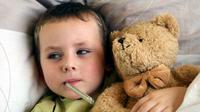Demam dan pilek pada anak bisa meningkatkan risiko stroke
