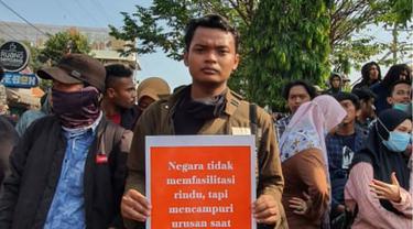11 Poster Kocak Demo Mahasiswa Tolak RUU KUHP, Lucu tapi Bikin Baper
