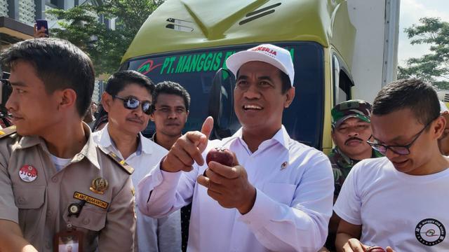 3 010 Ton Manggis Purwakarta Banjiri Pasar China - Bisnis
