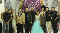 Babak konser lima besar Dangdut Academy Indosiar akan menyajikan sebuah konsep yang akan membuat panggung D'Academy lebih semarak.