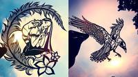 Dari kertas baisa, seniman ini ubah menjadi karya seni yang luar biasa! (Sumber: Instagram/@peaceofpaper1)