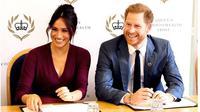 Pangeran Harry dan Meghan Markle (Sumber: Instagram/sussexroyal)