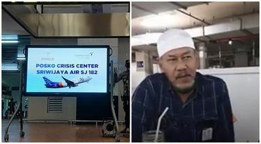 Sosok Kapten Afwan, Pilot Sriwijaya SJ182 yang Dikenal Identik Peci Putihnya