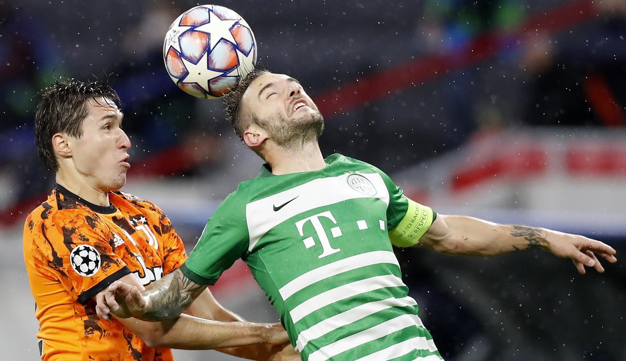 FOTO: Alvaro Morata Cetak Dua Gol, Juventus Menang Telak ...