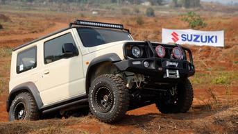 Suzuki Jimny Terbaru Hadir dengan Ubahan Signifikan