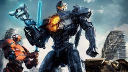 Dilansir dari ComicBook, Pacific Rim direncanakan susul Black Panther dan merajai box office. (Den of Geek)